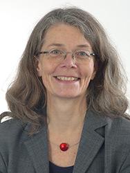 Portraitbild Prof. Dr. Charlotte Krawczyk
