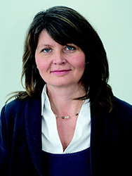Portraitbild Sabine Rosenbaum